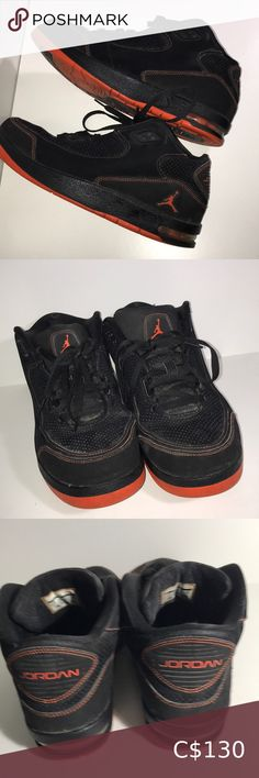 Jordan's Super comfortable 6.5/10 condition. And go with almost anything Jordan Shoes Sneakers Jordan 1 Mid, Nike Air Jordan Retro, Jordan 1 Retro High, Air Jordan 9, Jordan Shoes, Men's Shoes, Shoes Sneakers, Blue C