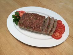 A leaner alternative to traditional meatloaf!