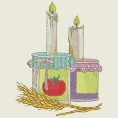 Design Single | Spookies Treasures Baby Mouse, Candle Set, Decorative Candles, Machine Embroidery Designs, 4x4, Colour Chart, Color, Stitch, Christmas Ornaments