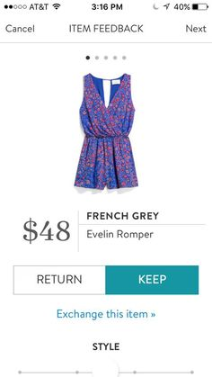 French Grey Evelin Romper Spring & Summer 2017 Fashion. Stitch FIx #sponsored #stitchfix