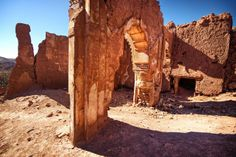 Around the Telouet Kasbah Morocco  #abandoned #telouet #kasbah #morocco #photography