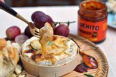 Baked Camembert With Gran Luchito Smoked Chilli Honey