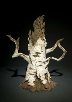 Amazing ceramic teapots that look like tree branches