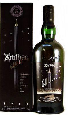 Ardbeg Galileo 1999 Islay Single Malt Whisky 49% 70cl Ardbeg's first ever experiment in space!