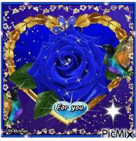 See the PicMix Blue rose. belonging to StellaStai on PicMix. Good Morning Beautiful Pictures, Beautiful Gif, Flowers Gif, Good Morning Gif, Animation, Creative, Picnic, Hearts, Blue