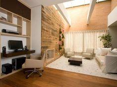 Decor Salteado - Blog de Decoração | Construção | Arquitetura | Paisagismo: Casa com pé direito duplo - como decorar? Veja dicas e modelos!