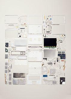A arte de desmontar e organizar as peças de diferentes objetos – Update or Die!