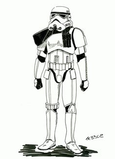 Storm Trooper coloring page   Star Wars   Coloring Pages       Kid s     Stormtrooper Coloring Page