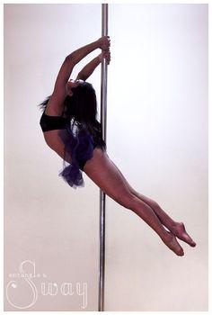 Crescent @ Entangle & Sway Pole Dance Fitness Studio; San Francisco, CA
