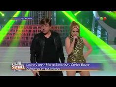 Laura Esquivel y Jey Mammon son Marta Sánchez y Carlos Baute - Tu Cara M...