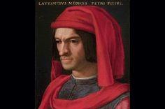Lorenzo De Medici, importante signore di Firenze. Sito che tratta la signoria De Medici, con i vari successori.