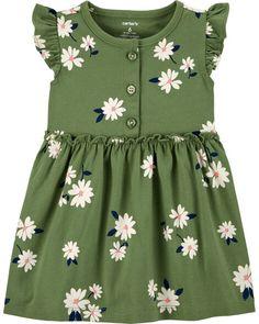 Girls Frock Design, Baby Dress Design, Kids Frocks Design, Baby Girl Dress Patterns, Baby Frocks Designs, Toddler Summer Dresses, Little Girl Dresses, Toddler Outfits, Kids Outfits