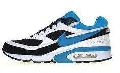Nike Air Classic BW  Blue Lacquer/Black-White  Summer 2010
