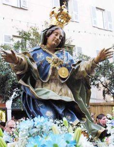 Nuestra Señora de la Misericordia de Ajaccio, Córcega, Francia  18 de Marzo