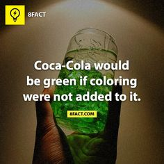 To know what you don't know > 8fact! that's one of the reasons i don't drink that nasty stuff Yuck!
