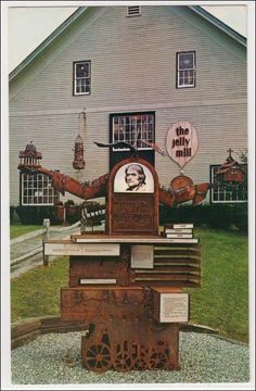Jelly Mill, Manchester VT