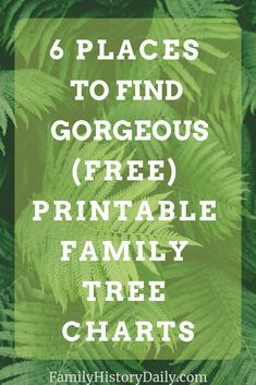 Learn how to print family tree charts on Ancestry and MyHeritage and other online tree sites that of Free Genealogy Sites, Genealogy Forms, Genealogy Chart, Family Genealogy, Genealogy Humor, Genealogy Search, Family Tree Research, Family Tree Chart, Create A Family Tree
