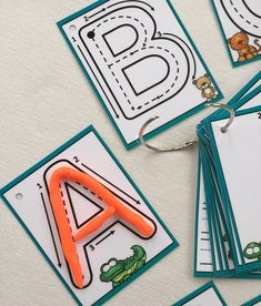 This Uppercase Little Letters Clip Cards Dry erase alphabet is just one of the custom, handmade pieces you'll find in our learning & school shops. Kindergarten Graduation, Homeschool Kindergarten, Alphabet Activities, Preschool Activities, Learn To Spell, How To Memorize Things, My Busy Books, Community Helpers Preschool, Summer Crafts For Kids