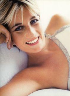 Diana by Mario Testino