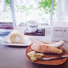 駒込「八百コーヒー」で、コーヒーとスイーツと素敵な時間。 - macaroni