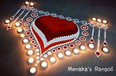 Latest Best Award Winning Rangoli Designs for Diwali with Diya & Flower Themes for Competitions, Simple Easy Deepavali Rangoli Patterns, Beautiful HD Images Easy Rangoli Designs Videos, Rangoli Designs Simple Diwali, Easy Rangoli Designs Diwali, Rangoli Simple, Indian Rangoli Designs, Rangoli Designs Latest, Rangoli Designs Flower, Free Hand Rangoli Design, Small Rangoli Design