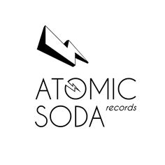 Atomic Soda Records by Marion Rappenne, via Behance