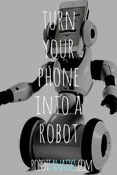 This robot is special because it's more than just a learning toy.  Click the image to find out about a smartphone powered gizmo that could be the very best robot of its kind.