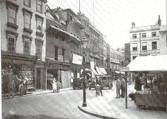 Market Street Cambridge