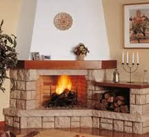 44 Best Chimeneas Rusticas Images On Pinterest Country Style - Fotos-chimeneas-rusticas