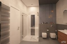 Дизайн ванной от Kucherenko Design в Москве - фотография 175633