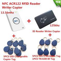 2019 Latest Design 100pcs Em4305 T5577 Rfid Cards Duplicator Copy 125khz Rfid Card Clone Duplicate Proximity Rewritable Writable Copi Access Control Security & Protection