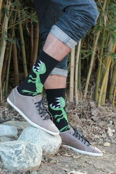 Everyone needs a pair of monster socks