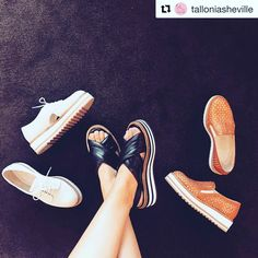 We love NEW People Joining the Summit family! Welcome Talloni's!  Talloni A Shoe Salon