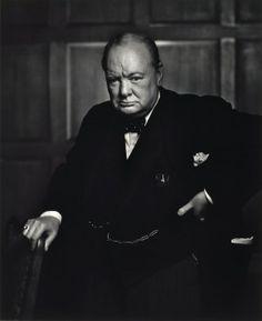 Churchill by Yousuf Karsh