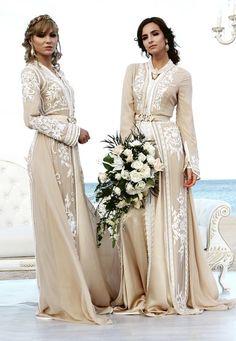 Romeo haute couture Moroccan Caftan Moroccan kaftan Moroccan wedding #caftan #kaftan #Moroccantraditionalclothes Moroccan Kaftan Dress, Caftan Dress, Hijab Outfit, Hijab Mode, Arab Fashion, Steampunk Fashion, Gothic Fashion, Dress Fashion, Oriental Dress