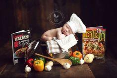 chef newborn setup