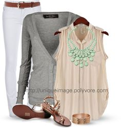 """""""Spring Look #6"""" by uniqueimage on Polyvore"""
