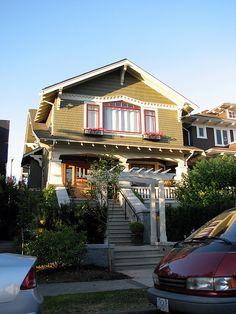 Heritage House - ca. 1912 - 1924 McNicoll Avenue, Vancouver, BC.