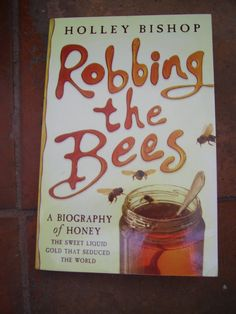 This biography of honey reads like a novel with engaging personalities, interesting story twists and information that most people just don't think about.  You really should read this if you're interested at all in how over 1/3 of the food we eat gets pollinated by bees, and how honey has influenced civilization as we know it.