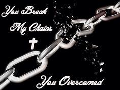 #freedom #lyrics #laurendaigle #howcanitbe #overcomed #Christ #chains #bondage