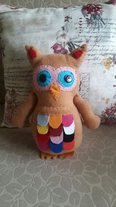 Dolgu oyuncak Baykuş