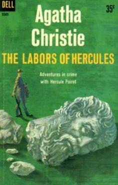 Dell Books - The Labors of Hercules - Agatha Christie