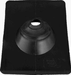 Genova Products 14661 Roof Flashing, Thermoplastic, 1-1/4 x 1-1/2-In. - Quantity…