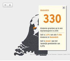 Medemblik – Steeds meer kinderen in Nederland groeien op in een gezin dat moet rondkomen van een bijstandsuitkering. In 2014 waren dat meer dan 200.000 kinderen. Een onderzoek van RTLNieuws h…