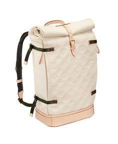 Vintage inspired backpack from LV