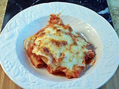 Cravings of a Lunatic: Meatless Mondays- Meatless Pasta Bake