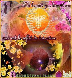 """La beauté que tu vois en moi est le reflet de toi-même.   Amour et lumière bénédictions  'La bellezza che si vede in me, è un riflesso di te.'  Amore e Luce  - De schoonheid die je ziet in mij...is een reflectie van jezelf.Rumi.  Liefde en Licht  ''A beleza que você vê em mim é um reflexo de você.'  amor e luz  """"The beauty you see in me is a reflection of you.   Love and light  (agape ke fos).  Η ομορφιά που βλέπεις σε μένα είναι η δική σου αντανάκλαση.    #equinox #equinoccio #equinoxe"""