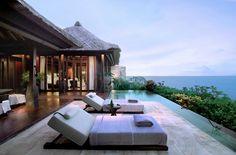 5* Luxury Bulgari Resort in Bali
