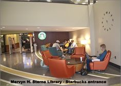 The great Mervyn H Sterne Library http://www.mhsl.uab.edu/. Follow them on Twitter too @Sterne_Library!