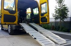 Portable Wheelchair Van Ramp